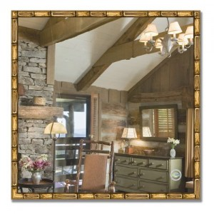 Зеркало в багетной раме BY 0660