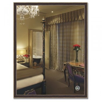 Зеркало в багетной раме BY 0676