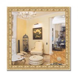 Зеркало в багетной раме BY 0778