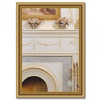 Зеркало в багетной раме BY 0792