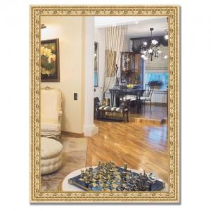 Зеркало в багетной раме BY 1008