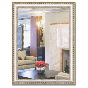 Зеркало в багетной раме BY 1012