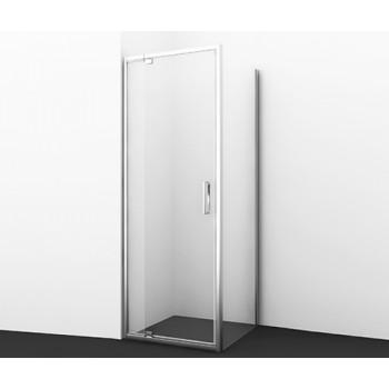 Душевой уголок квадратный 90х90 Berkel 48P03 с универсальной дверью