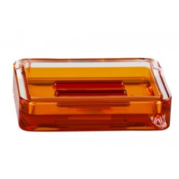 Мыльница Float orange D-15271