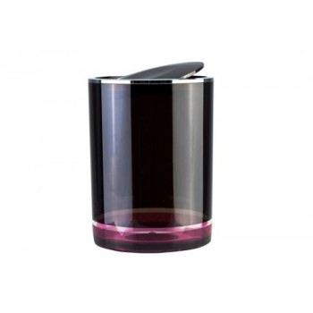 Урна для мусора Float pink D-15284