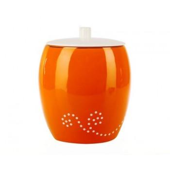 Урна для мусора Maison D-15374 оранжевый