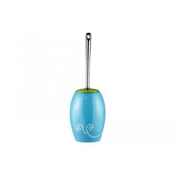 Ерш для туалета Maison D-15395 голубой