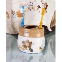 Стакан для зубных щёток Crema D-15872