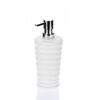 Дозатор для жидкого мыла Palm D-15910 белый