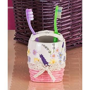 Стакан для зубных щёток Fiyonk D-15952