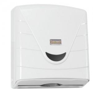 Диспенсер для бумажных полотенец D-SD31 (F088)-02 светло-голубой