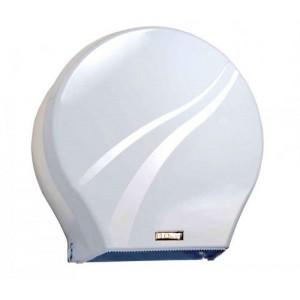 Диспенсер для туалетной бумаги D-SD33 (F165)-02 светло-голубой