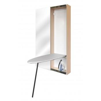 Зеркальный шкаф с гладильной доской Астра Гранде