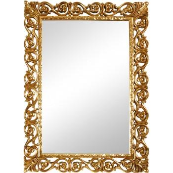 Зеркало в раме LouvreHome Бергамо золотое LH123G