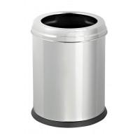 Ведро для мусора с ободком без крышки Primanova D-20580 (8л)