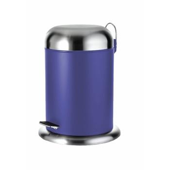 Мусорное ведро Ridder Rondo синее (4 л) 22030603