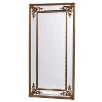 Зеркало напольное LouvreHome Венето золото LH143G