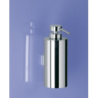 Диспенсер настенный для жидкого мыла Windisсh Cylinder Plain 90126CR хром