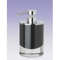 Диспенсер настольный для жидкого мыла Windisсh Fashion 90435NCR черный