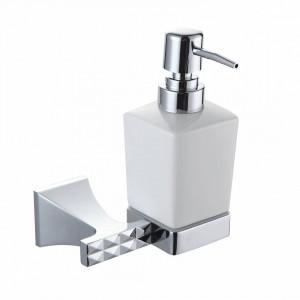 Дозатор для жидкого мыла подвесной Artik GRANI 4013 хром