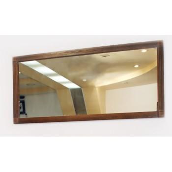 Зеркало для ванной в деревянной раме Boston 130 DE7320130111 (130х60 см)