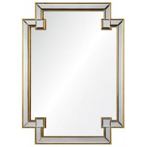 Зеркало в раме LouvreHome Честер Голд LHVM51