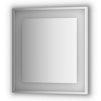 Зеркало в раме с подсветкой LED EVOFORM Ledside BY 2202 (70 x 75)