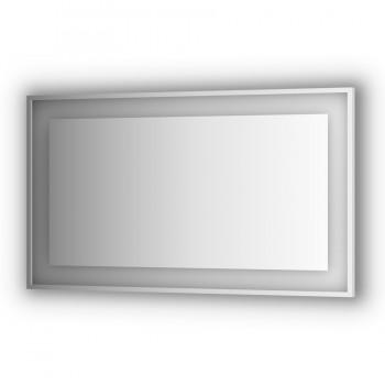 Зеркало в раме с подсветкой LED EVOFORM Ledside BY 2208 (130 x 75)