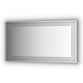 Зеркало в раме с подсветкой LED EVOFORM Ledside BY 2209 (140 x 75)