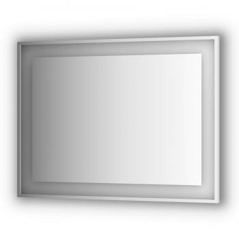 Зеркало в раме с подсветкой LED EVOFORM Ledside BY 2212 (120 x 90)
