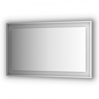 Зеркало в раме с подсветкой LED EVOFORM Ledside BY 2213 (150 x 90)