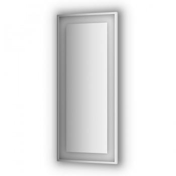 Зеркало в раме с подсветкой LED EVOFORM Ledside BY 2215 (60 x 140)