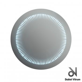 Зеркало круглое с эффектом глубины Dubiel Vitrum ВЕНЕЦИЯ КОЛО (d=61) УТ000001163