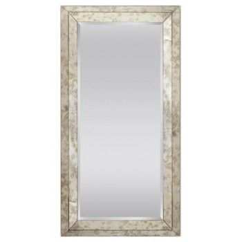 Зеркало в декоративной античной раме Dubiel Vitrum Ancona Grigio (70х140) УТ000001297