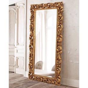 Зеркало напольное LouvreHome Кингстон золото LH613G