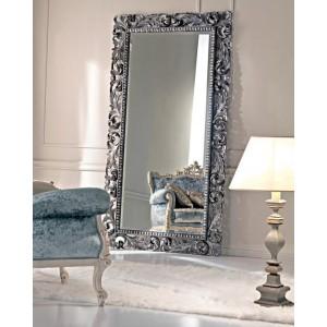 Зеркало напольное LouvreHome Кингстон серебро LH613S