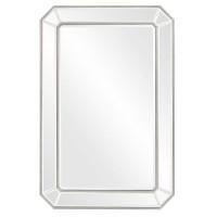 Зеркало в раме LouvreHome Леннокс серебро LHVM556