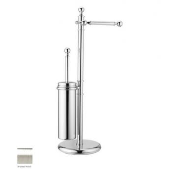 Стойка для туалета Huber Croisette 4044.01H.AC матовая