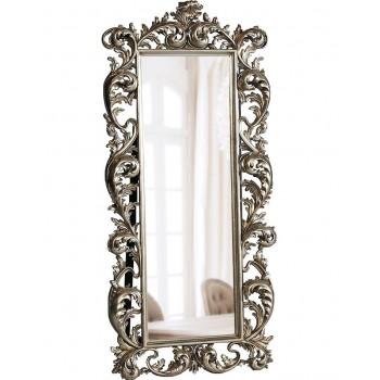 Зеркало напольное в раме LouvreHome Меривейл серебро LH230S