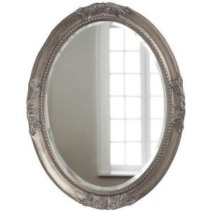 Зеркало в раме LouvreHome Миртл Сильвер LH593S