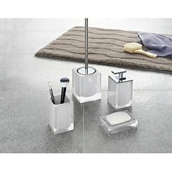 Набор аксессуаров для ванной Ridder Colours S22280507 серый