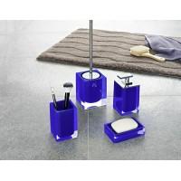 Набор аксессуаров для ванной Ridder Colours S22280503 синий