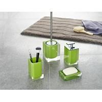 Набор аксессуаров для ванной Ridder Colours S22280505 зеленый