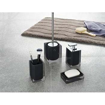 Набор аксессуаров для ванной Ridder Colours S22280510 черный
