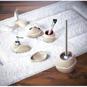 Набор аксессуаров для ванной Ridder Little Rock 22190509 бежевый