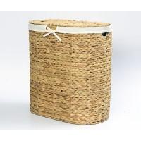 Плетеная корзина для белья с крышкой Dill WB-610-L