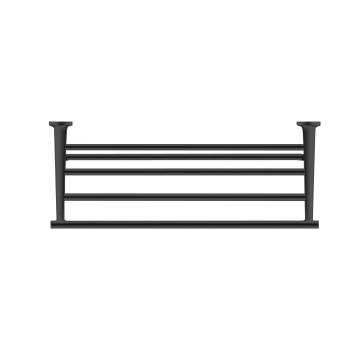Полка для полотенец Duravit Starck T 0099444600 черная матовая