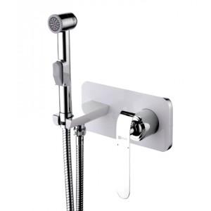 Гигиенический душ с встроенным смесителем LeMark MELANGE LM4919CW