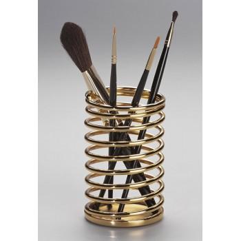 Стакан-пружина настольный Windisch 91162O золото
