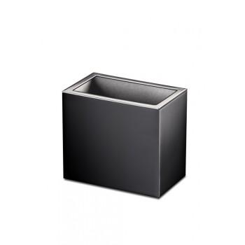 Стакан для зубных щеток Windisсh Black 91702NCR черный, хром